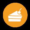 Dezert:  Figová torta