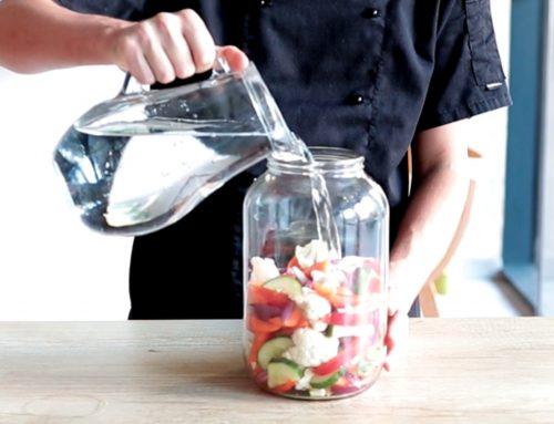 Pickles / nakladaná zelenina